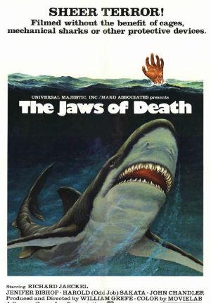 Челюсти смерти (1976)